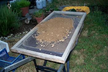 Soil Screen