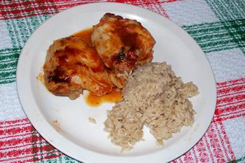 Coca Chicken